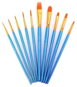 Cheap detail brushes for pottery and ceramics