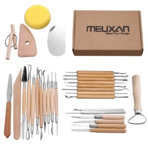 Pottery and Sculpting Tool Kit
