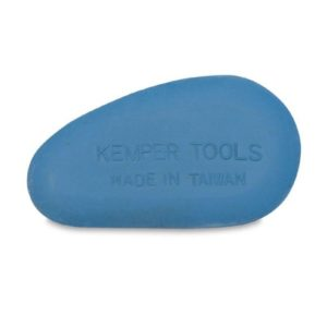 Kemper Tools rubber rib for pottery and ceramics